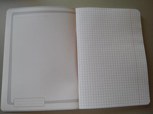 Zeszyt przedmiotowy matematyka  A5/ 60 k Unipap