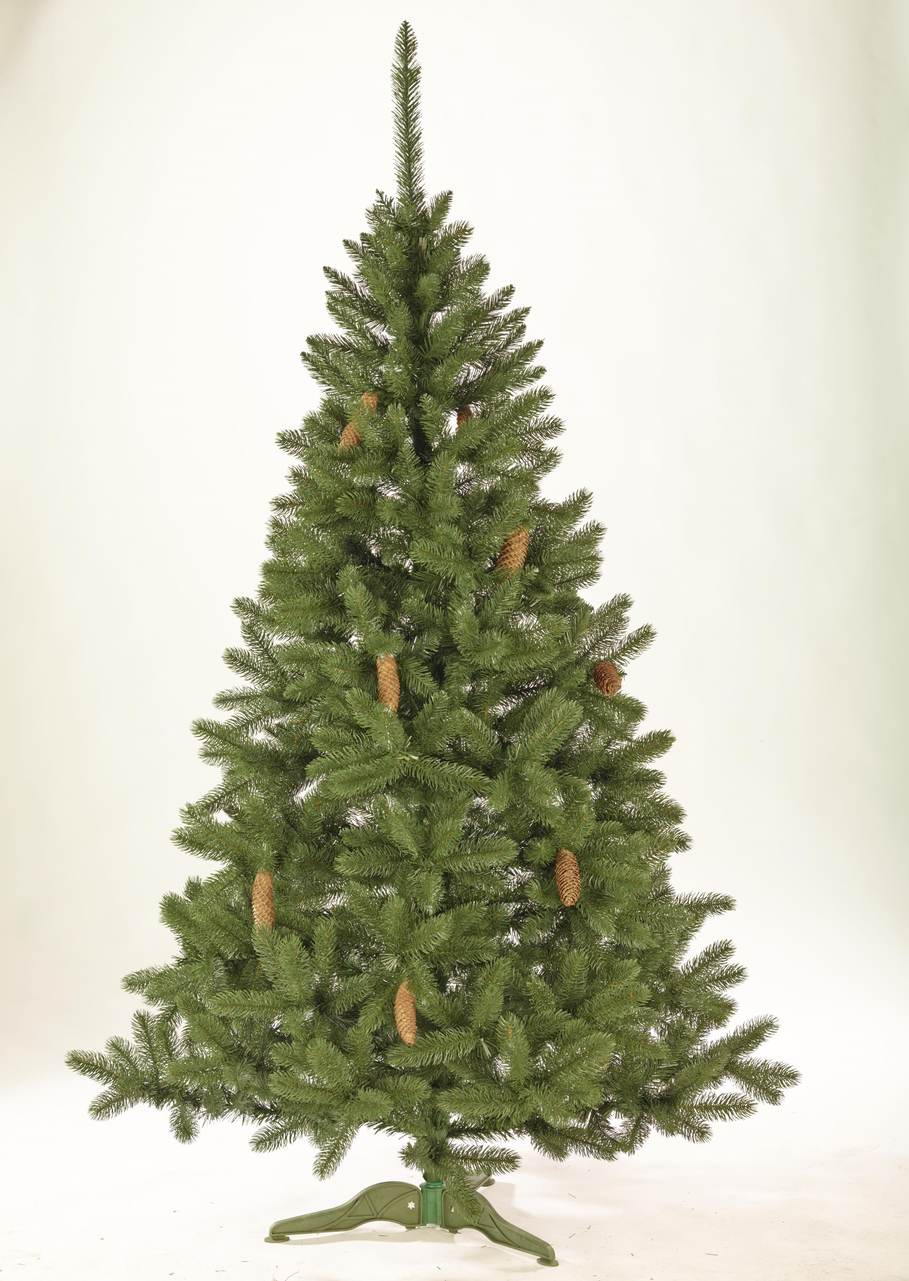 weihnachtsbaum tannenbaum fichte lux spritzguss 150 180 220 250 270 290cm ebay. Black Bedroom Furniture Sets. Home Design Ideas